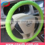 Car accessory for girls orange steering wheel cover