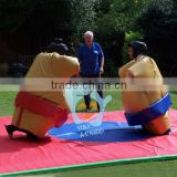 pvc tarpaulin giant inflatable sumo suits sumo wrestling                                                                         Quality Choice