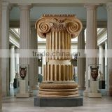 granite and marble columns design globe stones for decorated products columns molds, marble columns prices