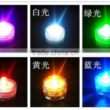 001 LED waterproof lamp candle swimming pool diving submerged electronic candle