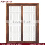 Exterior doors for sale, aluminum exterior door with glass, sliding gate design