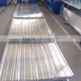 light blue Corrugated roof aluminum corrugated sheet panel