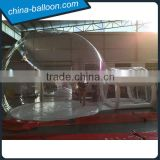 High Quality Inflatable Clear Bubble Camping Tent, 4M Diameter Clear Bubble Tent, Dome Tent