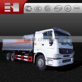 new design howo tanker truck capacity