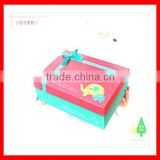Happy Childhood Cute Colorful Craft Design Paperboard Gift Box Factory