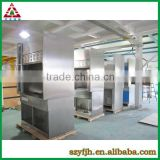 Laboratory furniture fume hood lab cupboard (special for chemistry laboratory )/acid fume hood