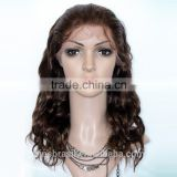 2016 Aliexpress Free shipping sexy india human hair lace front wigs