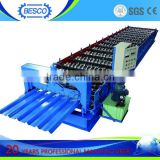 BESCO MACHINERY Cable tray C340*100 Roll forming Machine With Punching
