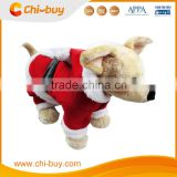 Chi-buy Christmas The classic Santa Claus Four legs Pet Clothes For Autumn & Winter,Dogs Christmas Pet Clothes