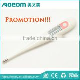 Waterproof promotion rigid tip industrial digital thermometer