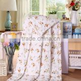 China Factory price luxury five star quality hotel the silk kantha quilt patchwork bedspread for bedding set wholesale