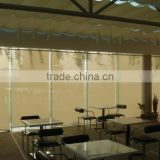 Hot sale lutron motorized shades blinds for restaurant
