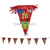 Party bunting string flag line,flag banner