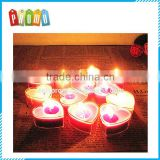 8 pieces candles birthday party decorations