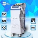 1-10Hz 2015 KES New 1064nm Q Switched Nd Yag Laser Tattoo Removal Machine Nd Yag Laser Tattoos Removal Machine Q Switched Laser Machine