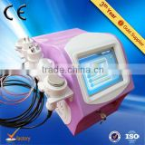 2016 Hot 5 Treatment Handles Vacuum Cavitation Fast Cavitation Slimming System Facial Vacuum Rf System Fat Cavitation Machine