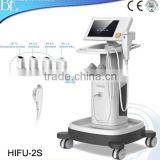 Waist Shaping Test With Differet Energy 2000 Shots Hifu Machine/hifu For Skin Tightening