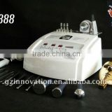 Multi-function Diamond Dermabrasion Beauty Equipment Acne Removal DL-888 (Already By CE Certification) Anti-Redness
