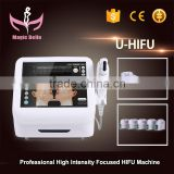 1.0-10mm HIFU Machine/HIFU Bags Under The Eyes Removal Slimming Machine/Anti-aging Machine High Frequency