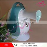 Mini facial steamer / face sprayer / vaporizer beauty salon instrument machine facial sauna system