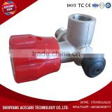 2016 Top selling China gas cylinder valve for scba direct from Professional manufacturer with CE