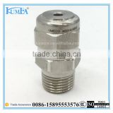 Stainless steel fulljet water spray nozzle for fire protection