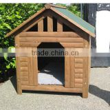 Cool Wood Dog House for big dogs DK015