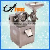 Easy to use small ginger powder machinery/ Sliced ginger crusher