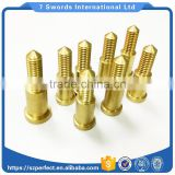 Professional CNC Machining Service,Customized Precision Brass CNC Turning Machined E-Cigarette Component,Brass Rapid Prototype