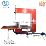 Hebei huiya vertical cutting foam machine