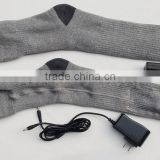 Cheap 3.7V 2200Mah Li-Ion Battery Heated Socks
