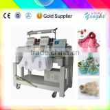 Hot!!!High quality Mixed computerized embroidery machine price (Flat+Sequin+Taping+simple chenille+Cording)