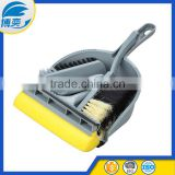 windproof FactoryBOYEE2015 wholesale long handle broom and dustpan set,Household cleaning dustpan