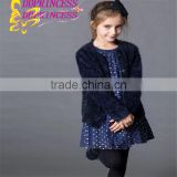 2015 children's clothing factory direct wholesale of kids cotton cardigan sweater,winter clothes for children