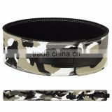 CAMO TRAINING LEVER GYM BELT