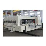 Die Cutting Carton Box Slotting Machine For Vacuum Packaging