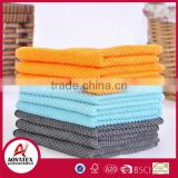 Microfiber kitchen cleaning cloth wholesale,custom print cleaning cloth in roll,HT print cleaning cloth factory