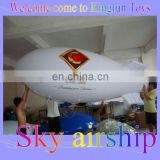 Printing inflatable sky airship for advertising