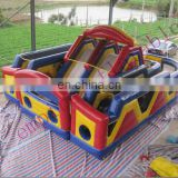 inflatable toys,inflatable playground,obstacle course OT054