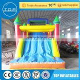 Popular obstacle course sale castle china inflatable slide for wholesales
