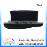 China factory wool felt coachman hats with ribbon for sale