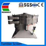 high efficiency Circular Rotary Vibrating Screen machine for screening Powder or Grain