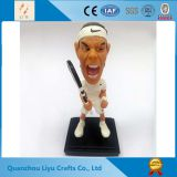 Nadal Tennis Booble Head Sports Souvenir