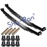 Golf Cart Accessories-Golf Cart Rear Heavy Duty Leaf Springs for Club Car Precedent