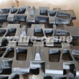 casting Hitachi-Sumitomo 218HSL track pad crawler crane track plate undercarriage parts track shoe