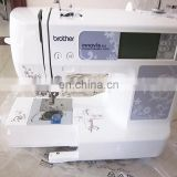 2017 computer sewing embroidery machine for home use