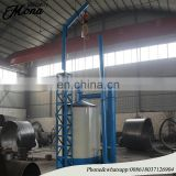 used Coconut shell charcoal carbonizer For Indonesia clients