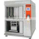Cheap hot & amp cold test chambers environmental climatic thermal shock test chamber
