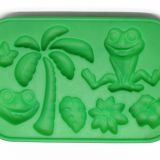 Animal Shaped Silicone Quality Ice Cube Trays