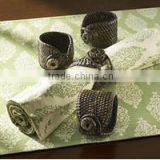 Antique Napkin Ring For Wedding And Parties